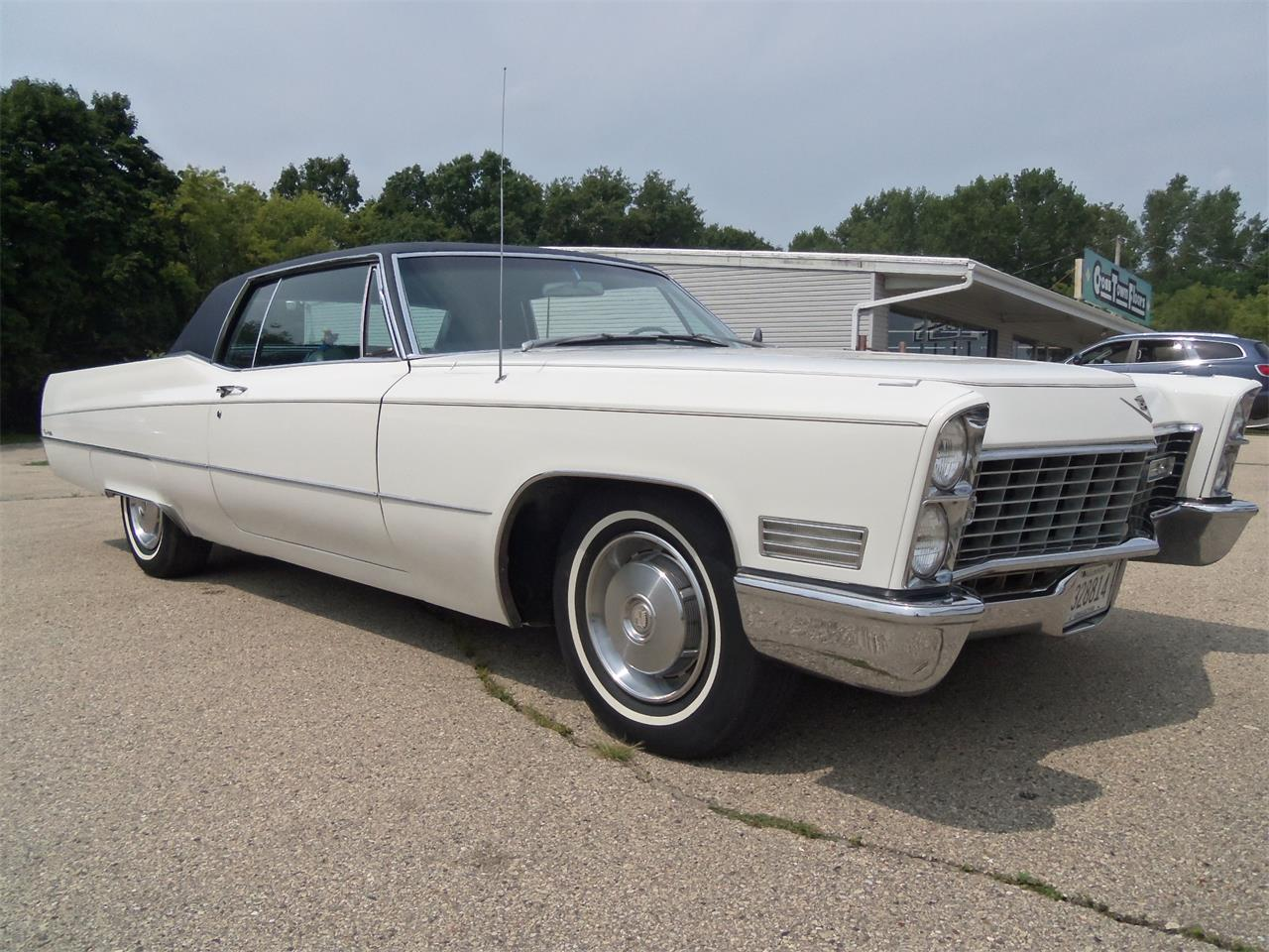 Picture of '67 Coupe DeVille - OBLZ