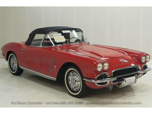 Picture of '62 Corvette located in Ohio - $110,000.00 Offered by  - OBM1