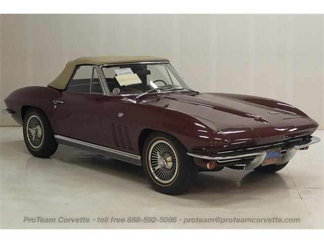 Picture of Classic '66 Corvette Offered by  - OBM7