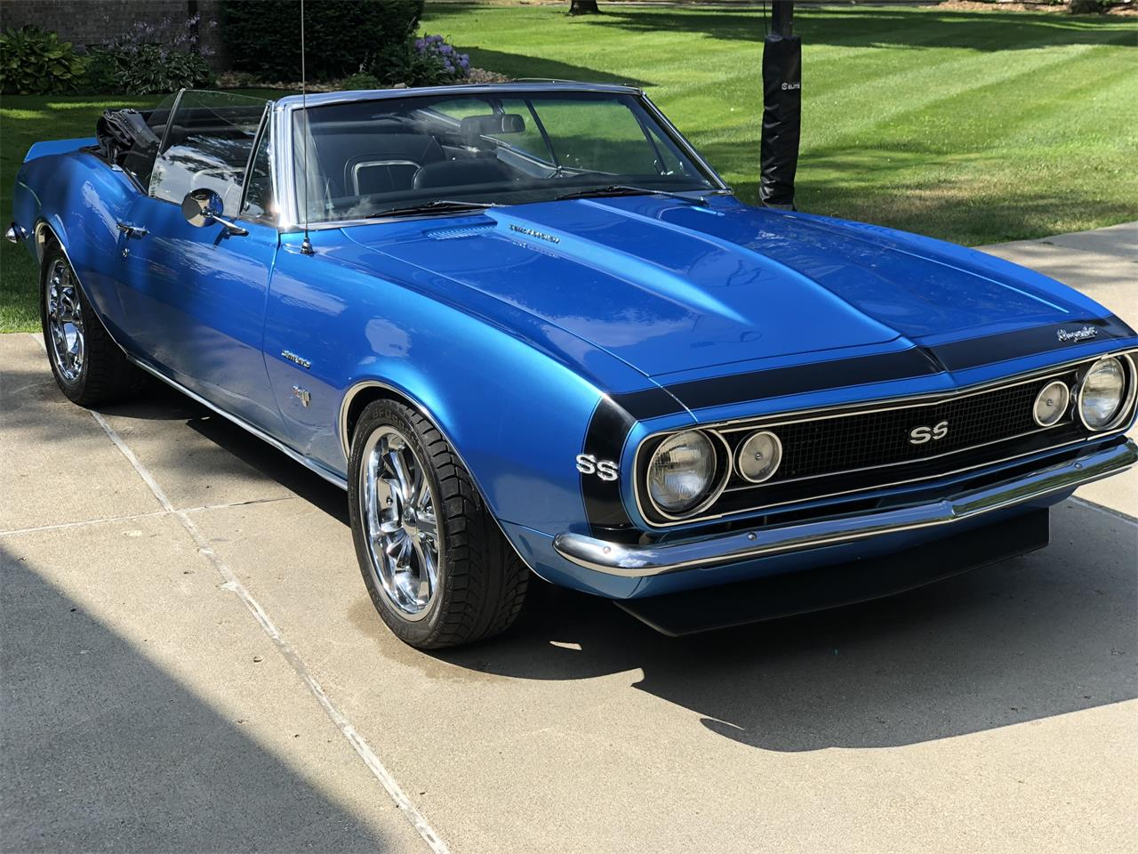 Large Picture of '67 Camaro SS - O8A8