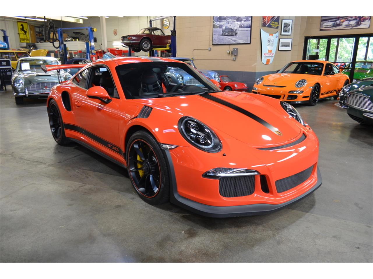 Picture of '16 911 GT3 RS - OBM8