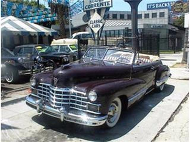 Picture of '47 Convertible Offered by  - OBMK