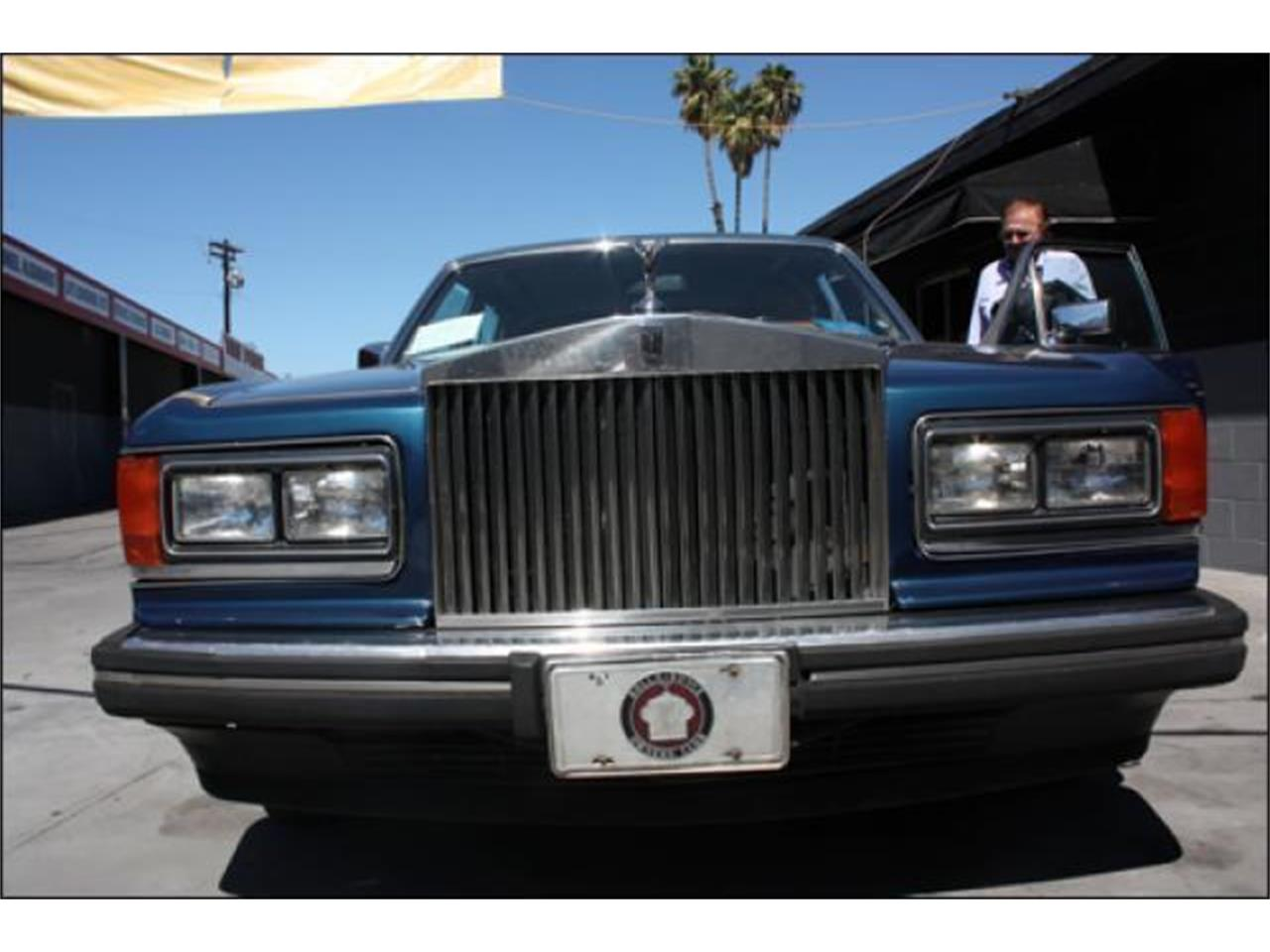 Picture of '89 Silver Spur - OBML