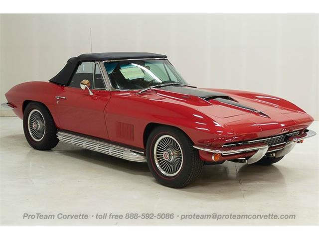 Picture of '67 Corvette - OBMS