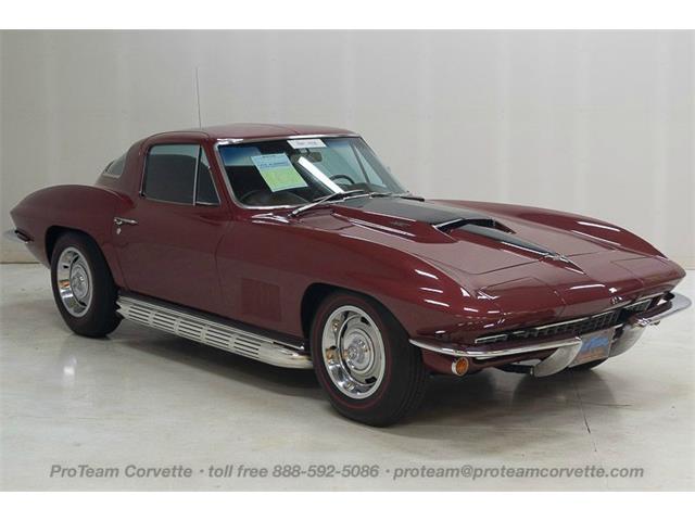 Picture of Classic 1967 Chevrolet Corvette located in Ohio - OBMU