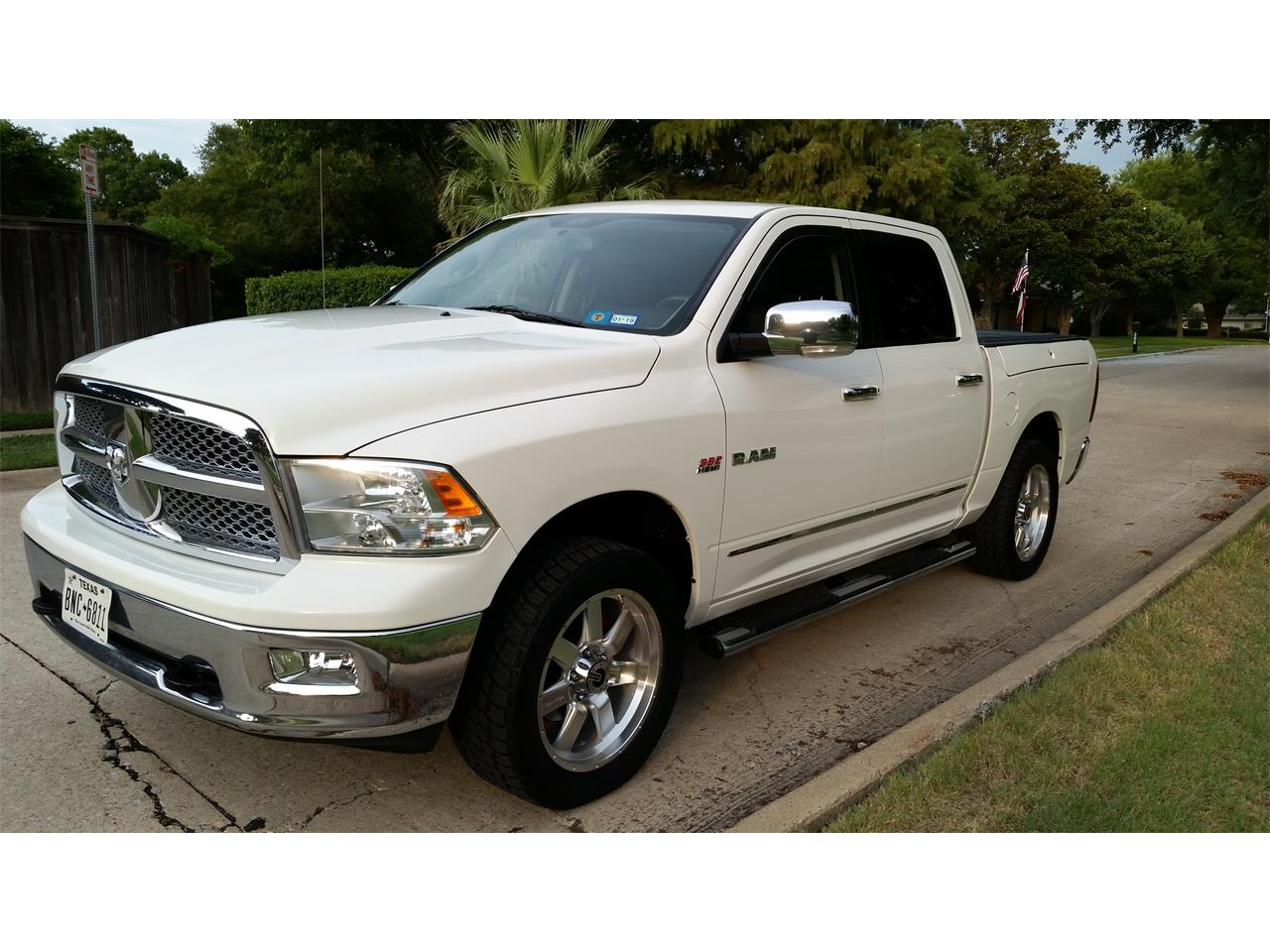 Picture of '09 Ram 1500 - OBN0