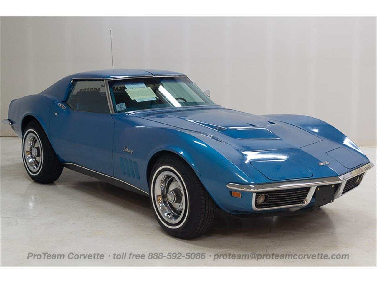Picture of '69 Corvette - OBN6