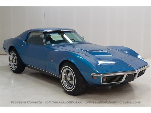 Picture of Classic '69 Corvette - OBN6