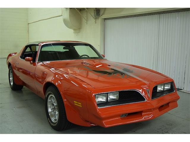 Picture of '78 Firebird Trans Am - O8AC