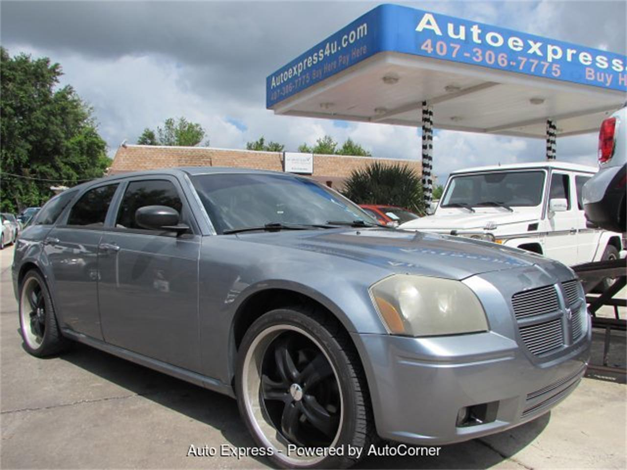 Dodge Magnum For Sale Near Me >> 2007 Dodge Magnum For Sale Classiccars Com Cc 1134844