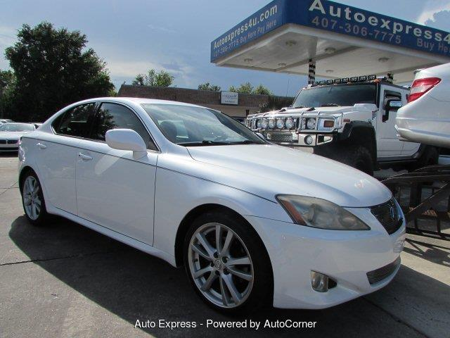 Picture of 2007 Lexus IS250 located in Florida - OBNN