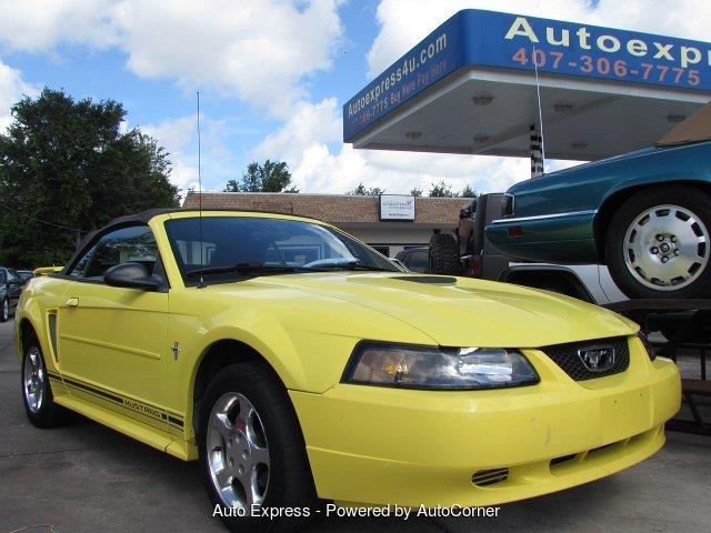 Picture of '01 Mustang - OBO2