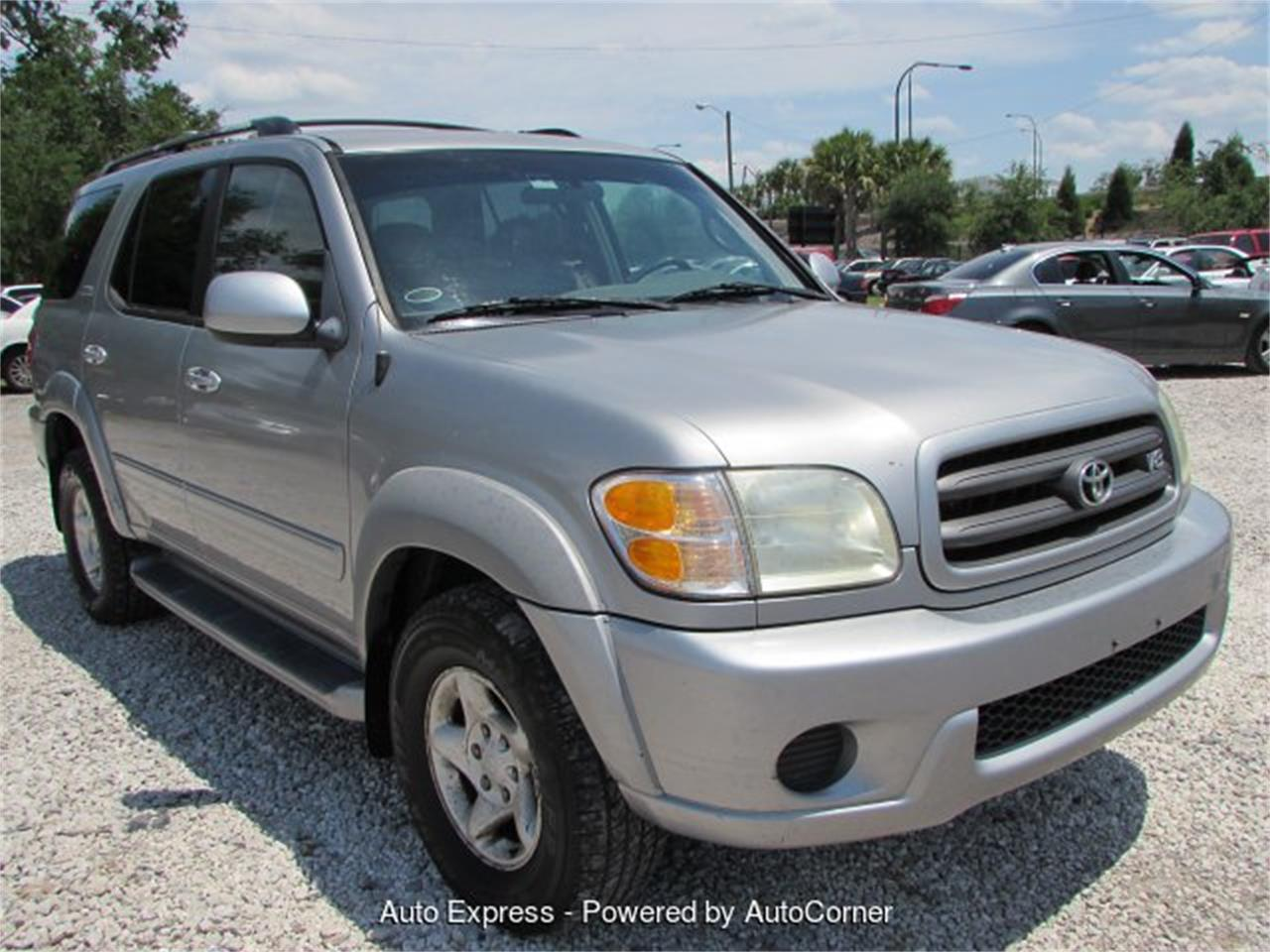 Picture of '02 Sequoia - OBO8
