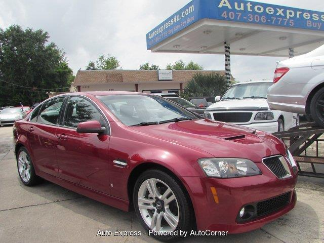 Picture of '09 Pontiac G8 located in Orlando Florida - OBON