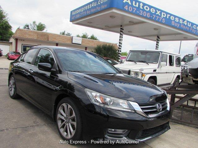 Picture of '13 Accord - OBOU