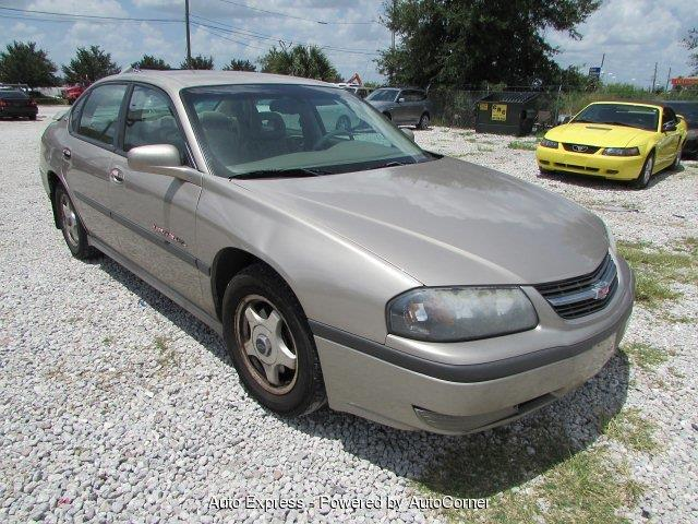 Picture of 2002 Impala located in Orlando Florida Offered by  - OBOV