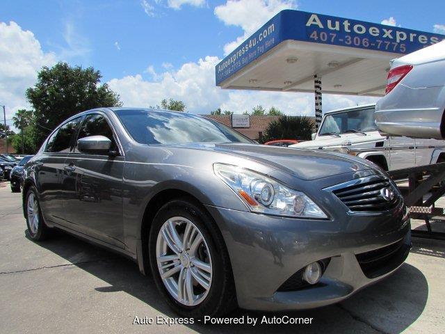 Picture of '13 G37 located in Orlando Florida Offered by  - OBOZ