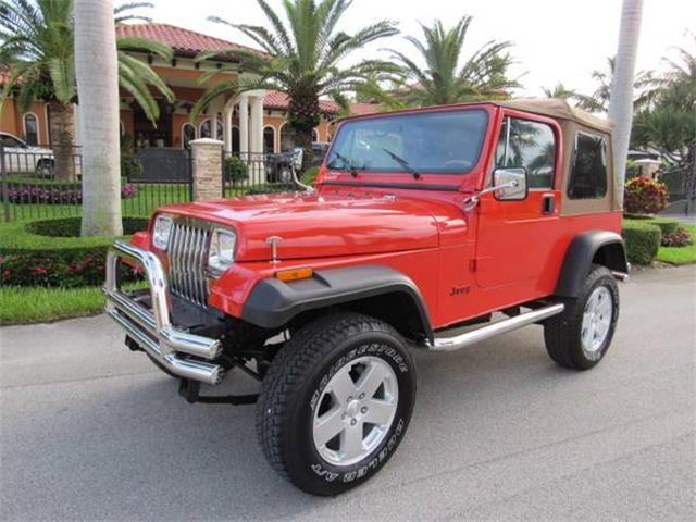 Picture of '88 Wrangler - $9,995.00 Offered by  - O8AJ