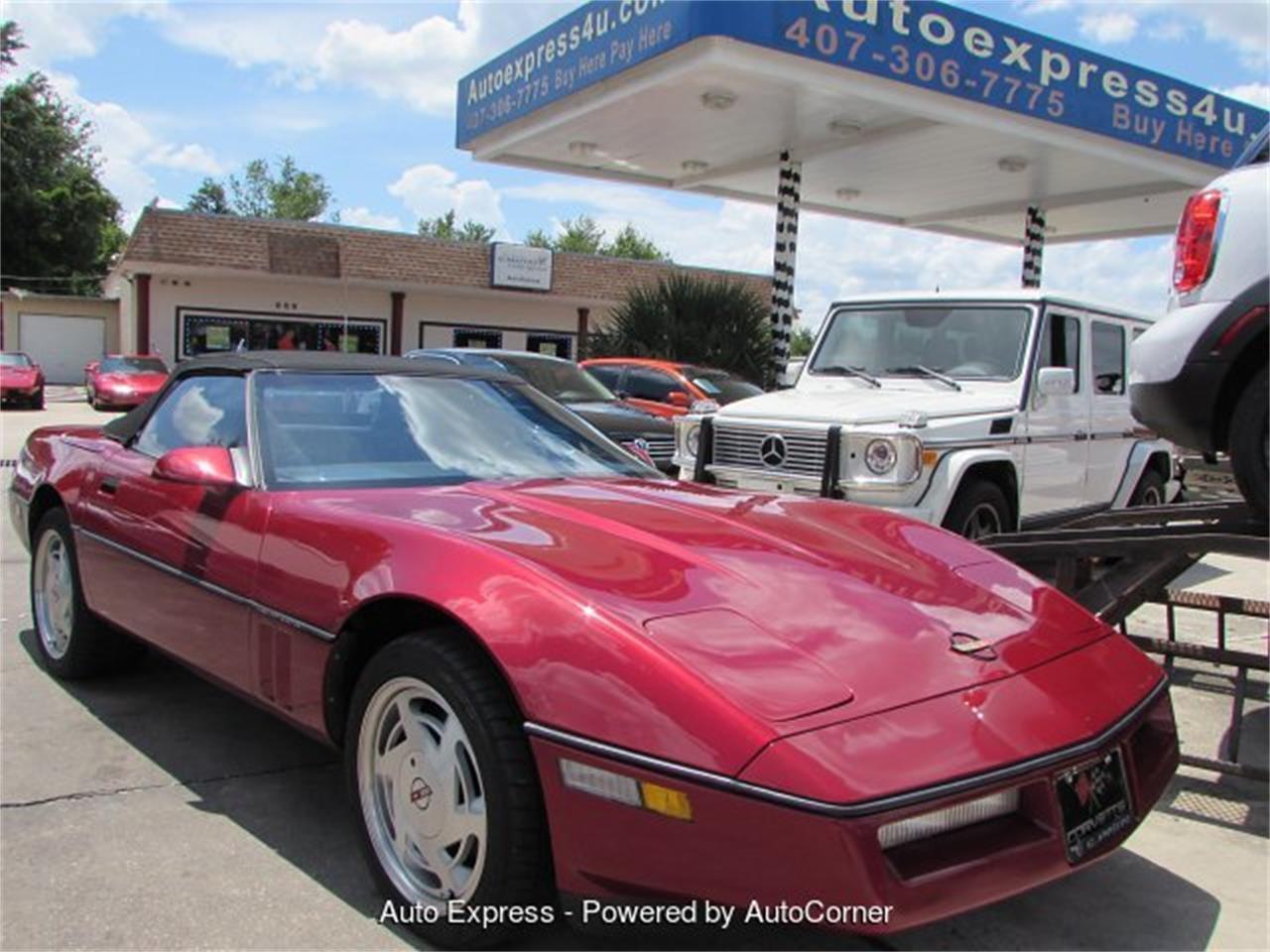 Picture of '89 Corvette - OBPA