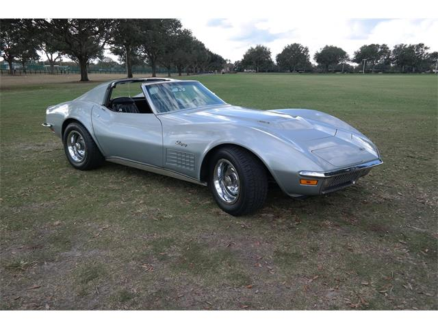 Picture of '71 Corvette - O8AM