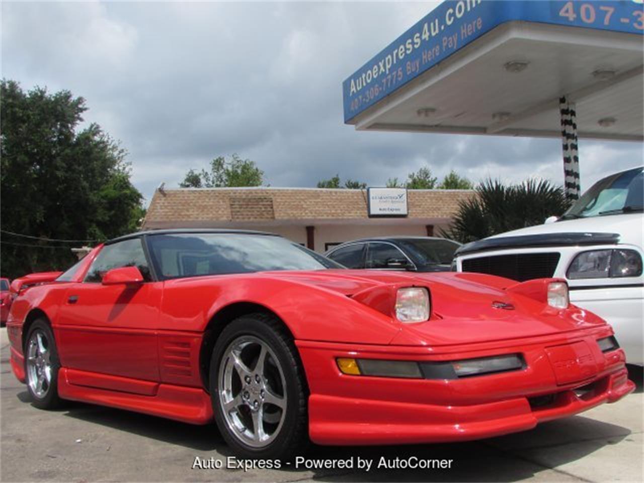 Picture of '93 Corvette - OBQL