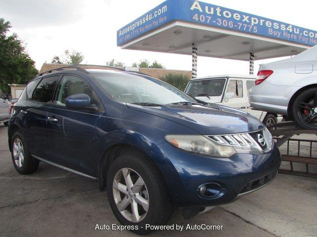 Picture of 2009 Nissan Murano - $9,900.00 Offered by  - OBQN