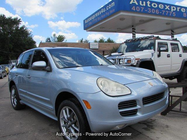 Picture of '06 Cayenne - OBQS