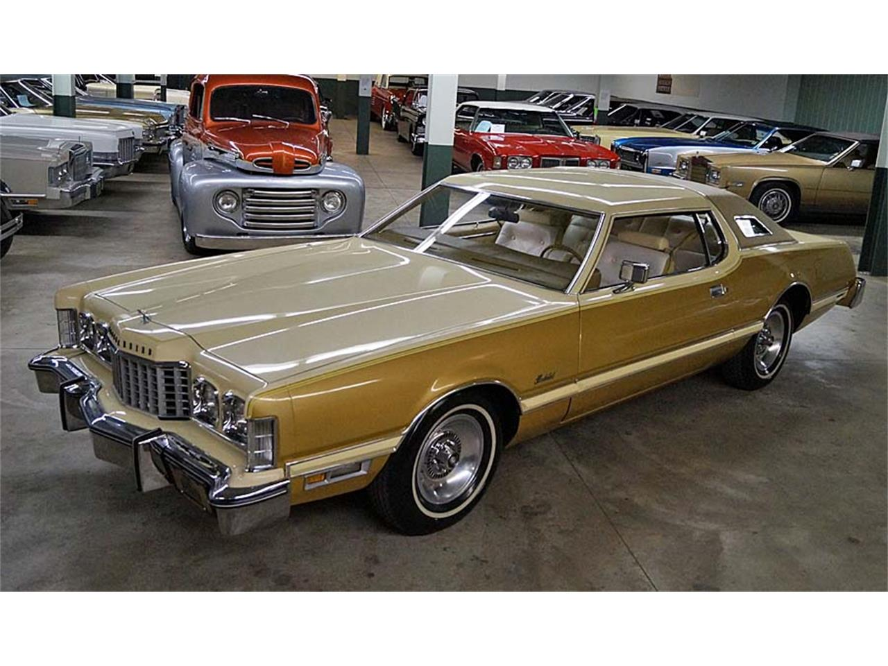 Large Picture of '76 Thunderbird located in canton Ohio - $17,995.00 Offered by Motorcar Portfolio - OBR3