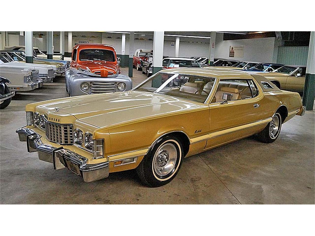 Large Picture of '76 Ford Thunderbird located in canton Ohio - $17,995.00 - OBR3