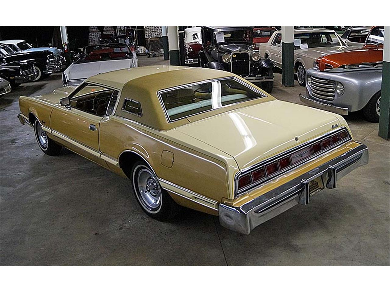 Large Picture of 1976 Thunderbird located in canton Ohio Offered by Motorcar Portfolio - OBR3