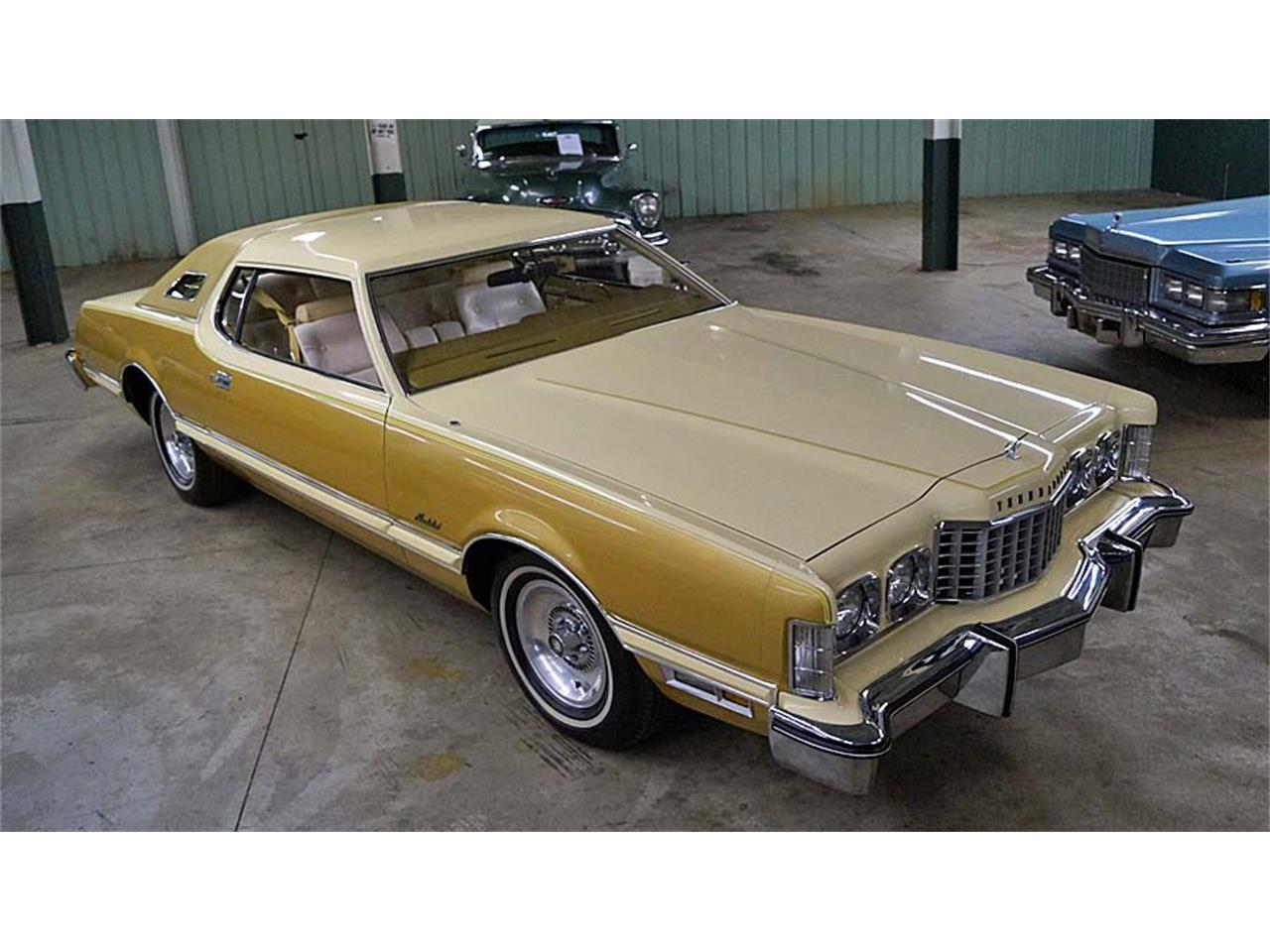 Large Picture of '76 Thunderbird located in Ohio Offered by Motorcar Portfolio - OBR3
