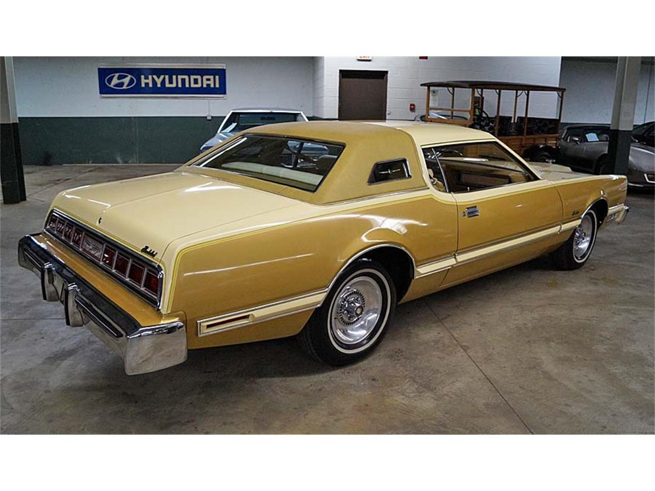 Large Picture of '76 Thunderbird located in canton Ohio Offered by Motorcar Portfolio - OBR3