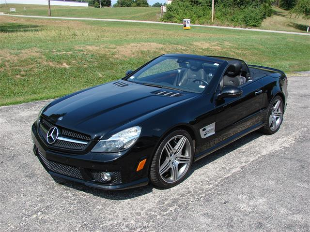 Picture of '09 Mercedes-Benz SL-Class located in Washington Missouri Offered by  - OBR9