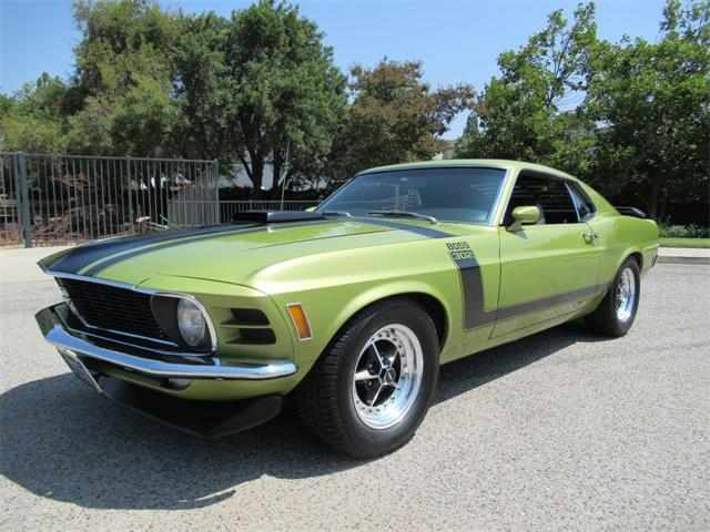 Picture of 1970 Mustang - $51,900.00 Offered by  - OBRD