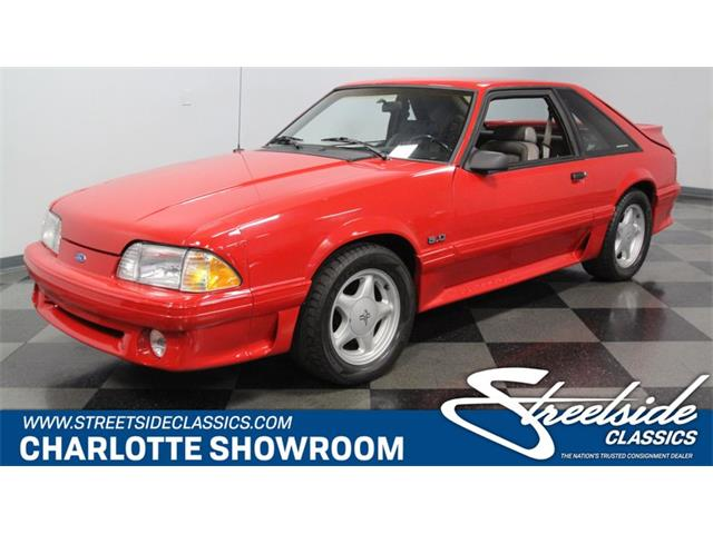 Picture of 1991 Mustang located in North Carolina - $15,995.00 - OBS7