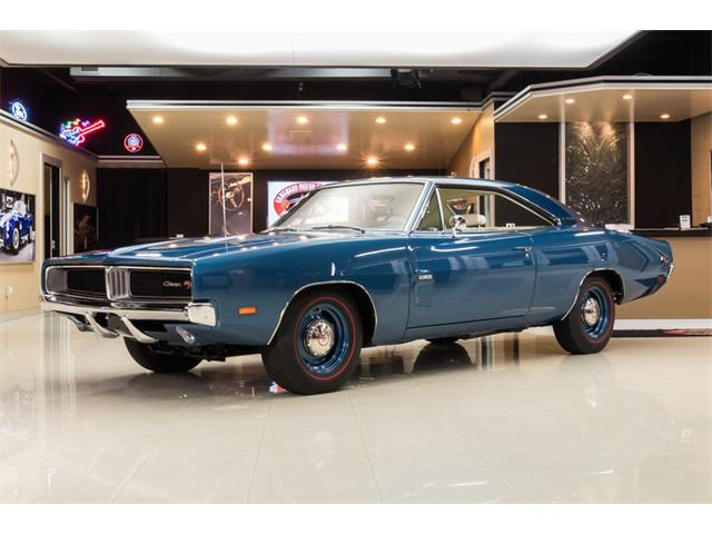Picture of 1969 Charger located in Plymouth Michigan - $139,900.00 Offered by  - OBSC