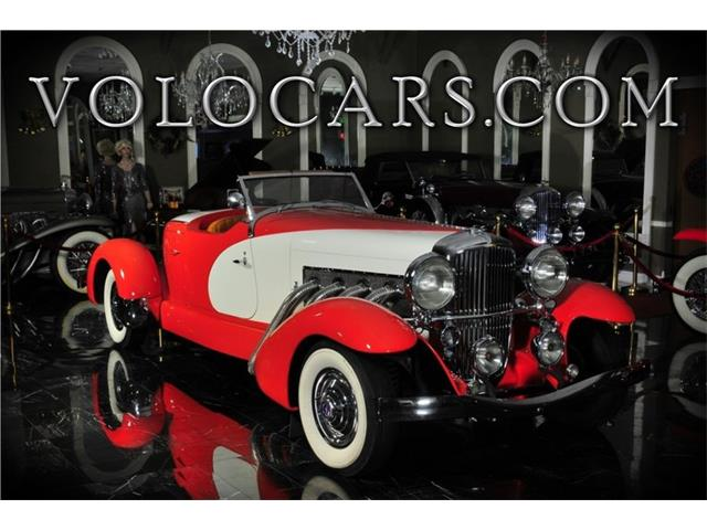 Picture of Classic 1933 Duesenberg SSJ located in Volo Illinois Offered by  - OBSH