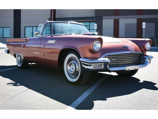 Picture of '57 Thunderbird - O8AV