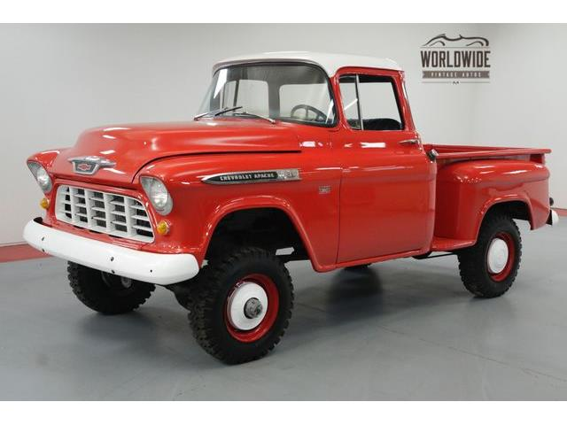 Picture of Classic '55 Chevrolet 3600 located in Denver  Colorado Offered by  - OBSN