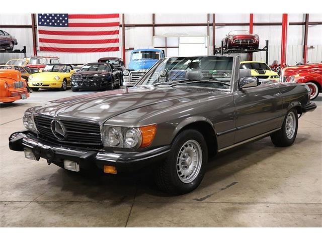 Picture of '85 380SL - OBSS