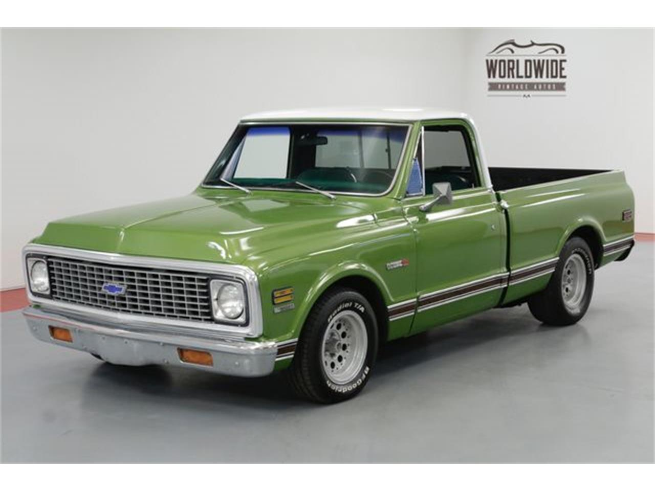 Picture of '72 C10 - OBST