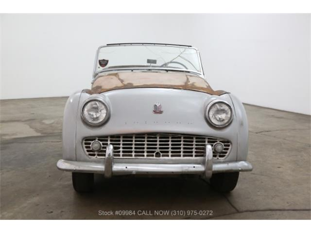 Picture of '59 TR3A located in California - $6,950.00 - OBSZ