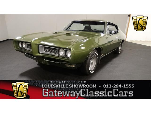 Picture of 1968 GTO located in Indiana - OBTB