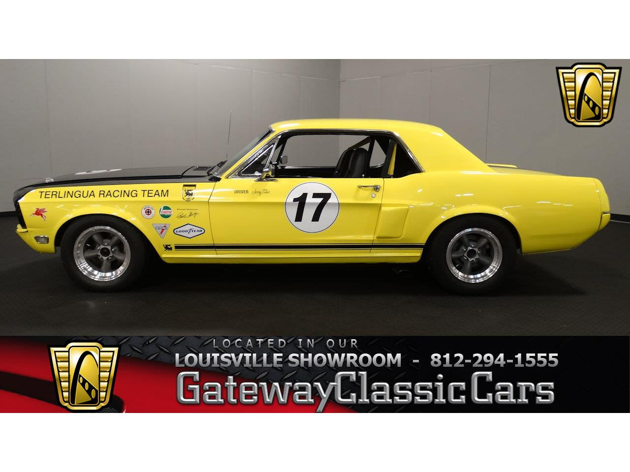 Large picture of 68 mustang obtc