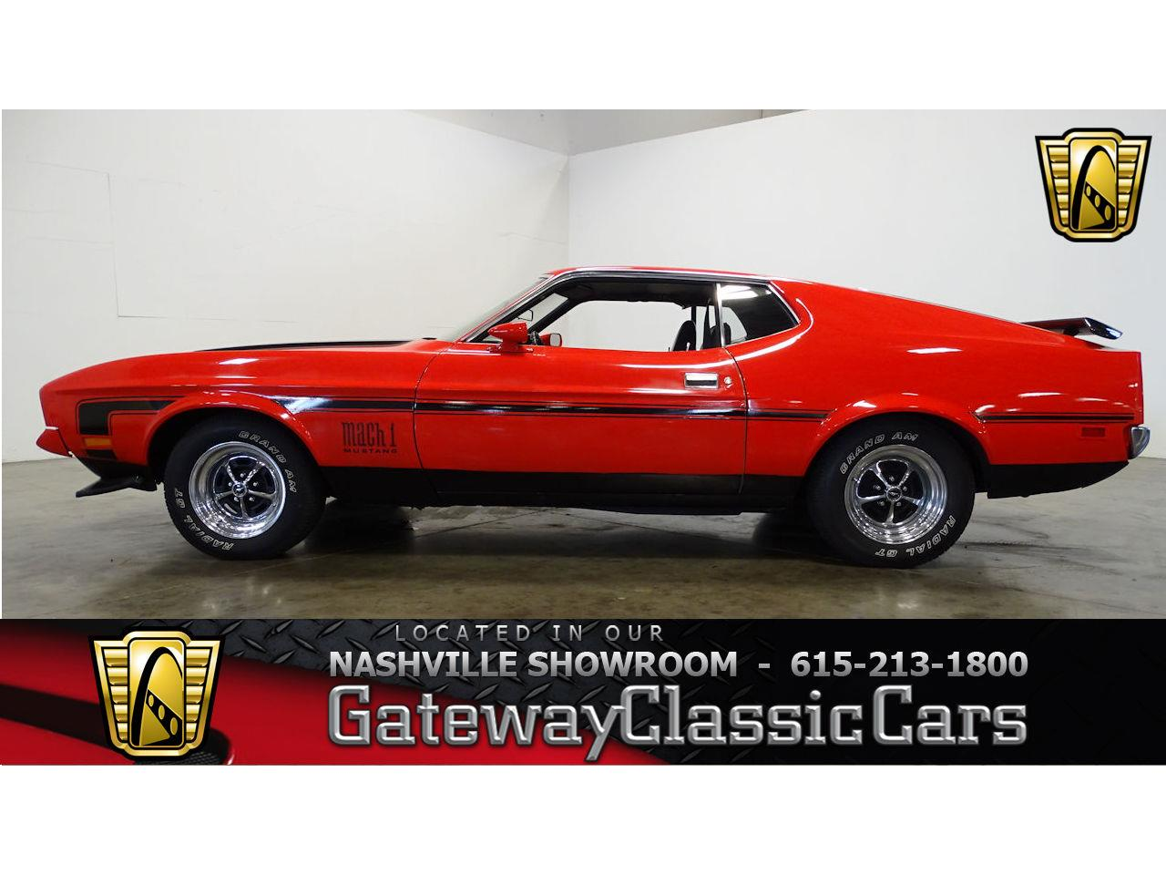 Picture of '71 Mustang - OBTE