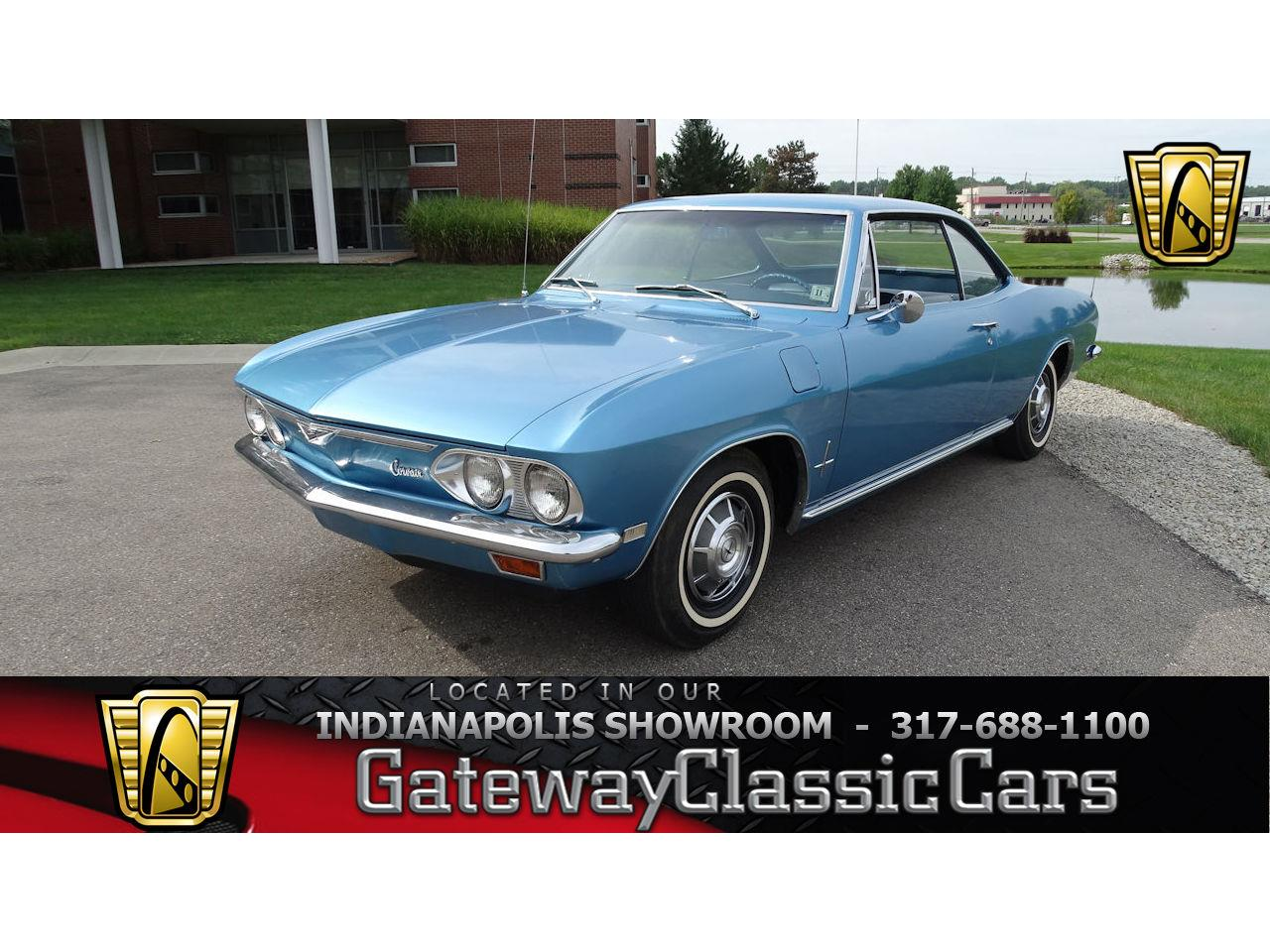Picture of '68 Corvair - OBTG