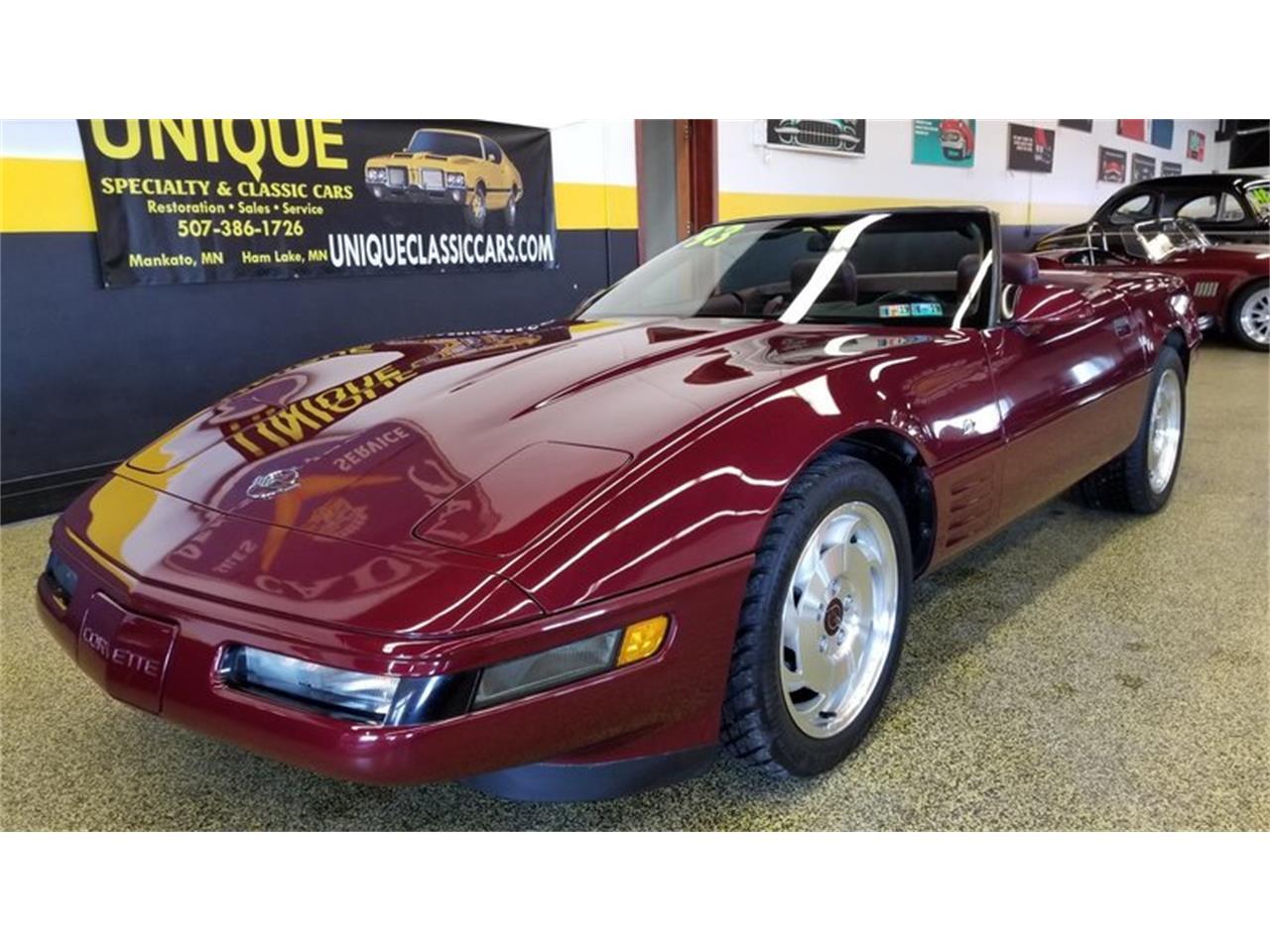 Picture of '93 Corvette - OBTN