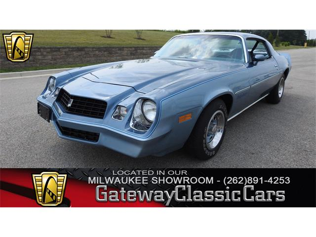 Picture of 1979 Chevrolet Camaro located in Wisconsin - $18,595.00 - OBTS