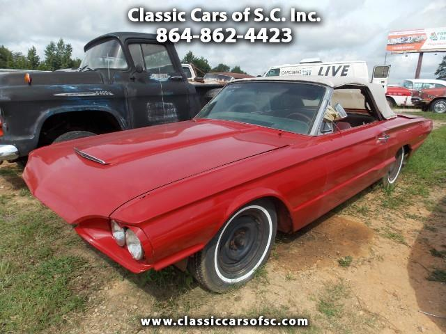 Picture of Classic '64 Thunderbird located in South Carolina - OBTT