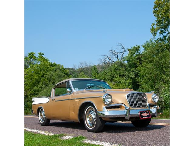 Picture of Classic '57 Studebaker Golden Hawk located in Missouri - $49,900.00 - OBTV